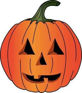 halloween pumpkin clip art 4 - Why Is Halloween On The 31st Of October